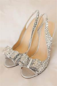53 Sparkly Wedding Shoes To Accentuate Your Bridal Look
