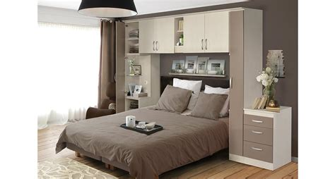 chambre lit pont adulte meuble pont pour lit ameublement chambre ado
