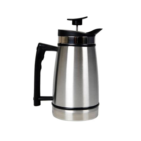 Planetary Design 12cup French Press In Stainless Steeltp