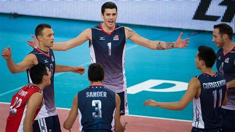 Matt Anderson taking break from volleyball due to ...