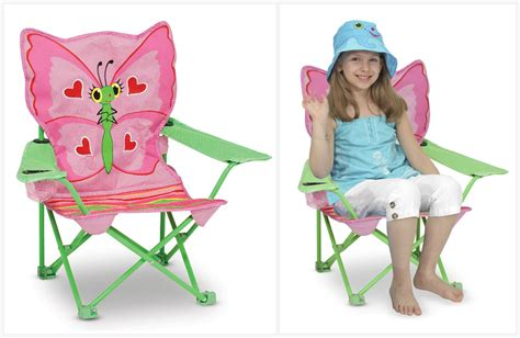 Portable Outdoor Chair Designs For Kids