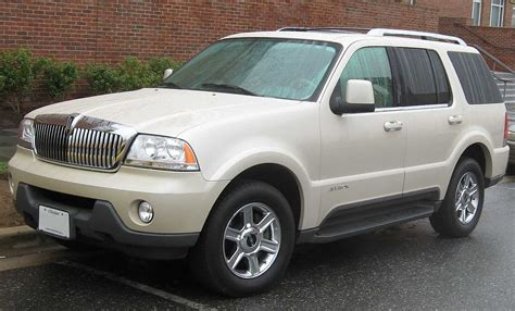 how it works cars 2003 lincoln aviator on board diagnostic system lincoln aviator wikipedia