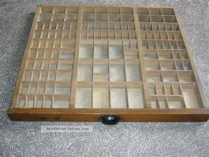 Setzkasten Mit Glastür : alter setzkasten schublade aus druckerei holz 66 cm x 61 cm x 4 cm ~ A.2002-acura-tl-radio.info Haus und Dekorationen