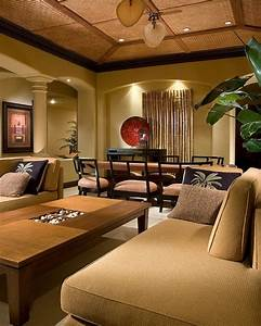 Contemporary Designs 26 Sleek And Comfortable Asian Inspired Living Room Ideas