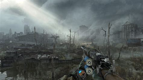 Metro Last Light Review Red Scare Polygon