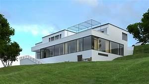 Villa Mies Van Der Rohe : tugendhat house by mies van der rohe on behance ~ Markanthonyermac.com Haus und Dekorationen