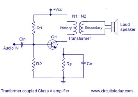 Class Power Amplifier Circuit Theory Design