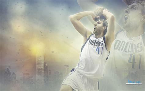 dirk nowitzki dallas   wallpaper basketball
