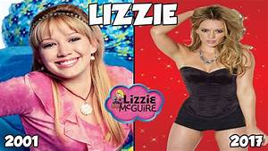 Lizzie Mcguire Then And Now 2017 - YouTube