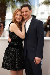 Jessica Chastain and James McAvoy - 'The Disappearance Of ...