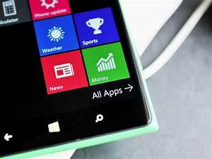 First look at the new universal MSN apps for Windows 10 Mobile   Windows Central