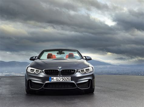 World Premiere Bmw M4 Convertible Autoevolution