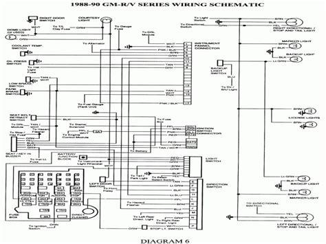 Gmc Sierra Light Wiring Diagram Forums