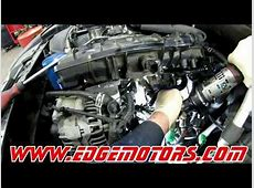 Audi A4 20T TFSI Water Pump and Thermostat Replacement