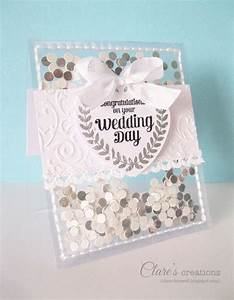 95 best images about cards wedding on pinterest With handmade wedding invitations by clare