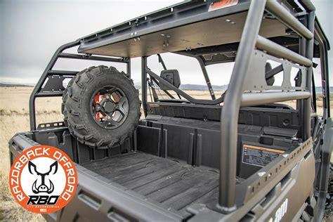 razorback   defender utility cargo rack utv canada