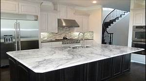 White Princess Granite In Kitchen — Home Ideas Collection ...