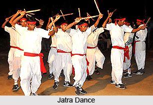 jatra dance bihar indian folk dances