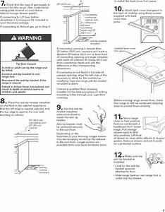 Whirlpool Gw395legb6 User Manual Gas Range Manuals And