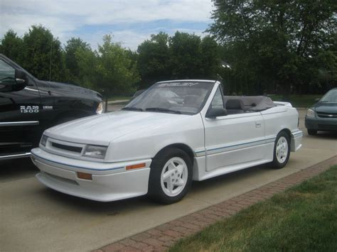 Dodge Shadow Turbo by Daily Turismo Shelby Shelby Shelby 1991 Dodge Shadow