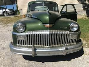 1948 Desoto 2 Door Coupe For Sale