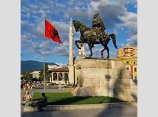 Skanderbeg Square, a photo from Tirane, North TrekEarth
