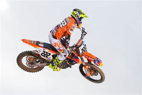 red motocross answer racing red bull ktm mxgp transworld motocross