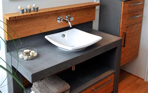 bandeau led cuisine meubles de salle de bain en bois massif atlantic bain