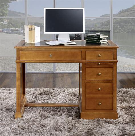 petit bureau lucie en merisier de style louis philippe