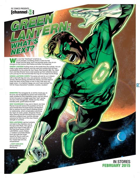 post convergence green lantern teasers hal ring no longer the thing corps story to begin
