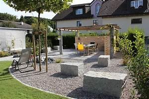 Kies Steine Garten : garten mit zierkies gestalten vorgarten gestalten kies kunstrasen garten kies im vorgarten ~ Sanjose-hotels-ca.com Haus und Dekorationen