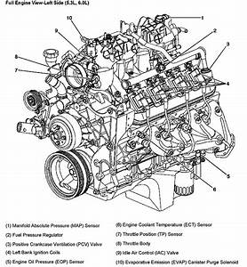 2005 Chevy Tahoe Engine Diagram