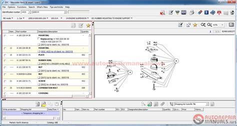 car repair manuals download 2012 mercedes benz m class electronic throttle control mercedes benz epc net 08 2016 update auto repair manual forum heavy equipment forums