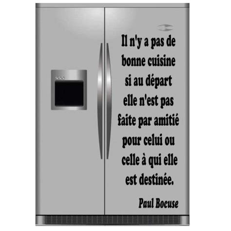 citation cuisine humour sticker citation de paul bocuse stickers citation