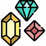 Gems Icon Icons Gem Svg Vector Jewelry