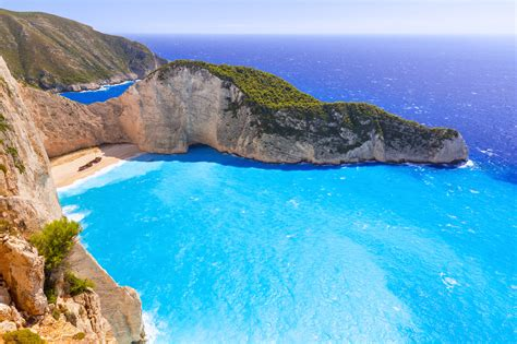 Top Five Beaches Of The Ionian Sea Guest Bloggers The