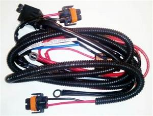 Chevy Equinox Or Gmc Terrain Fog Light Wiring Harness