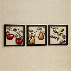 Kitchen wall decor pictures photos