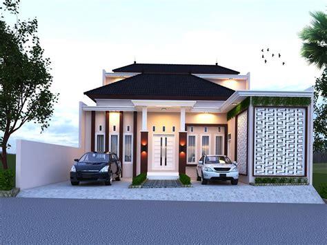desain depan rumah minimalis  lantai desain rumah