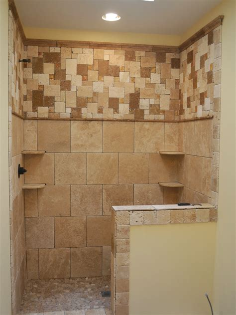wall to wall tile how to tile a shower wall pro construction guide