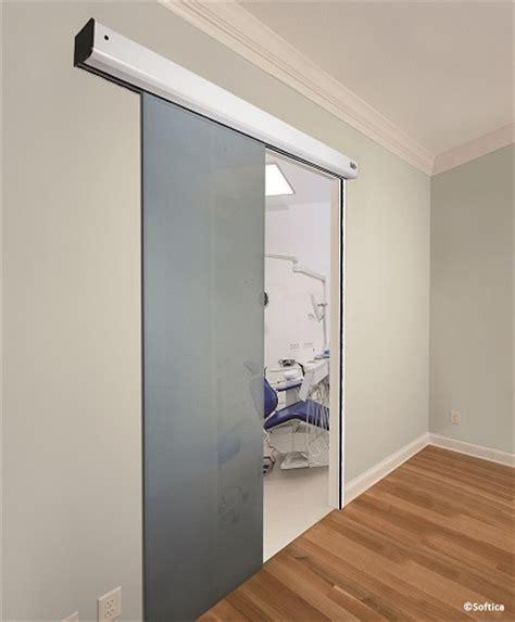 grande porte coulissante interieur porte automatique coulissante d int 233 rieur innova pose applique softica portes automatiques