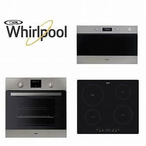 Four Micro Onde Encastrable Whirlpool : pack whirlpool encastrable four micro ondes plaque achat ~ Melissatoandfro.com Idées de Décoration