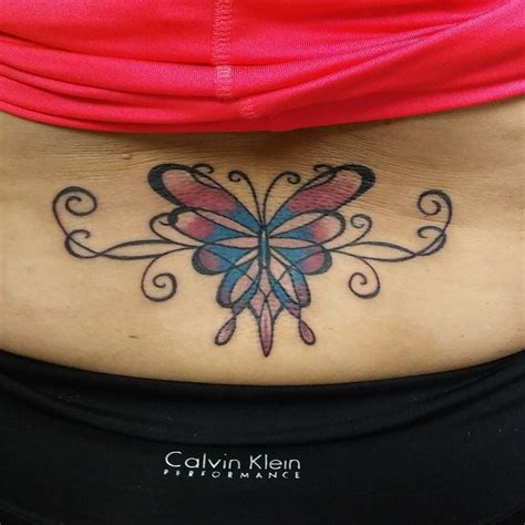 tramp stamp tattoos images  pinterest design