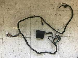 1996 Corvette C4 Auxiliary Fuse Box With Wiring Harness Gm 7995