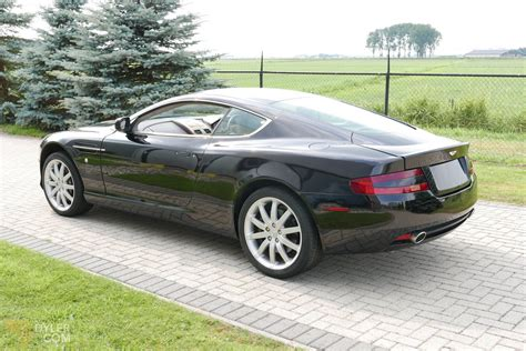 2004 Aston Martin Db9 For Sale by 2004 Aston Martin Db9 Coup 233 Without Engine For Sale 9935