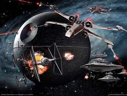 Wars Wallpapers Widescreen Cool Ships