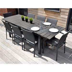 Table De Jardin Cora Mundolsheim by Salon De Jardin Watson 8 Convives