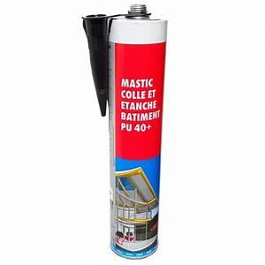 Mastic Pour Métal : cartouche de colle mastic polyur thane axone spadone ~ Edinachiropracticcenter.com Idées de Décoration