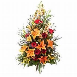 Fleurs deuil livraison fleurs deces enterrement for Chambre bébé design avec fleurs deuil interflora
