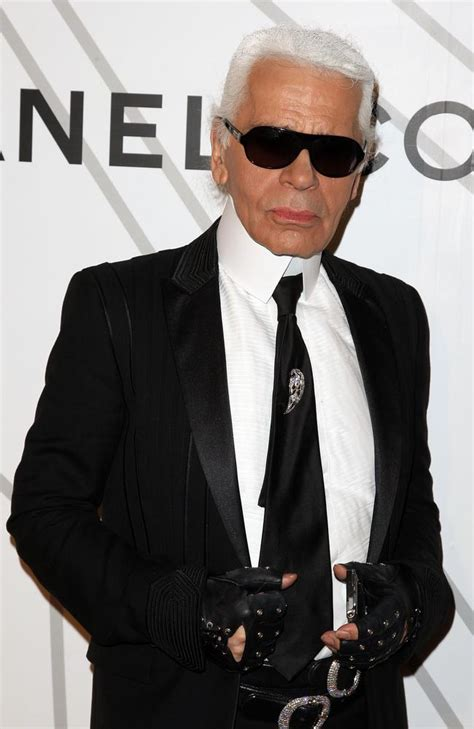 Karl Lagerfeld shocks with unrecognisable appearance | NT News